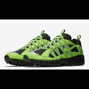 a95634c6d7956 Supreme x Nike Air Humara 17 Green size 11